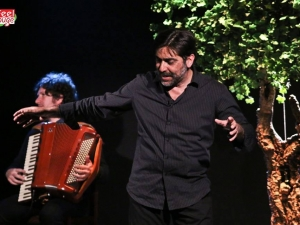 Sergio Vespertino in Carrubello