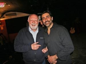 Sergio Vespertino e Gaetano Basile