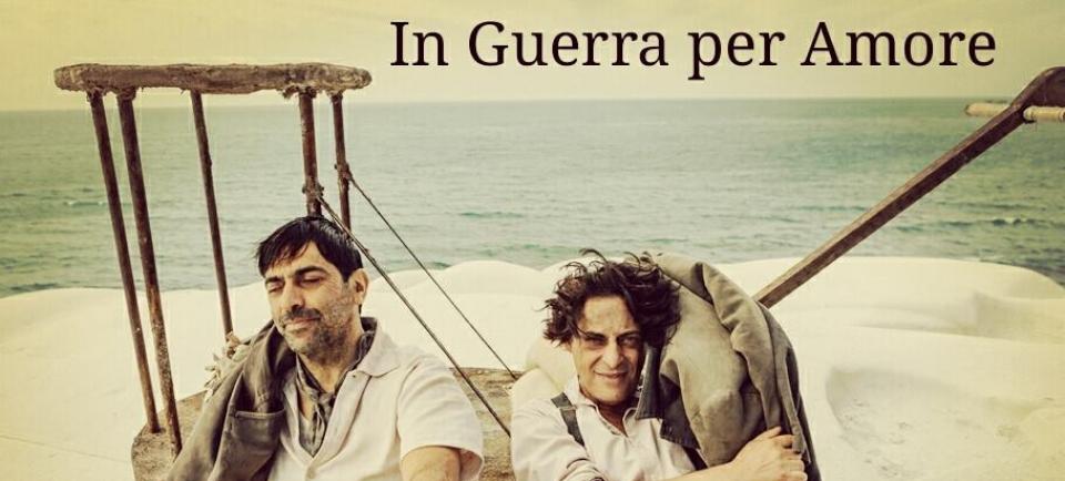 IN GUERRA PER AMORE - Film di  Pierfrancesco Diliberto in uscita il 27 ottobre 2016