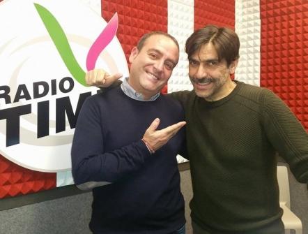 Trasmissione in Radio Siciliana con Domenico Cannizzaro